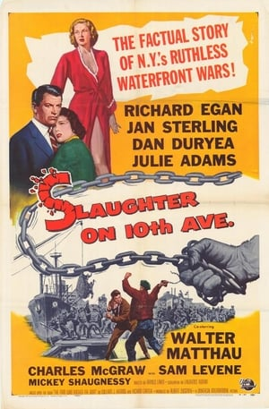 Slaughter on 10th Avenue poster