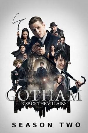 Gotham 2ª Temporada Dublado Torrent (2016) HDTV 720p 1080p Download