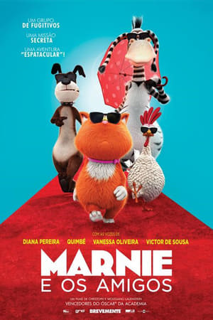 Marnie e os Amigos / Agente 00-Gato