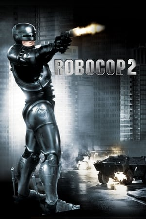 RoboCop 2 Torrent, Download, movie, filme, poster