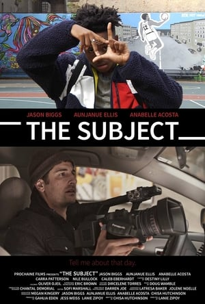 The Subject-Caleb Eberhardt
