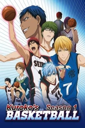 Kuroko no Basket: 1 Temporada