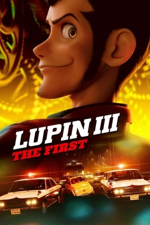 Lupin III: The First              2019 Full Movie