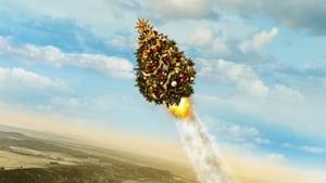 Rocket around the xmas tree