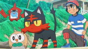Pokémon Season 20 :Episode 22  A Shivering Shovel Search!