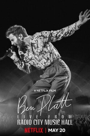 Watch Ben Platt: Live from Radio City Music Hall Full Movie