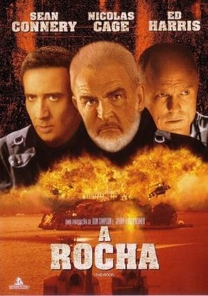 Capa do filme A Rocha
