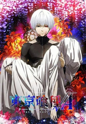 Tokyo Ghoul 2ª Temporada Torrent, Download, movie, filme, poster