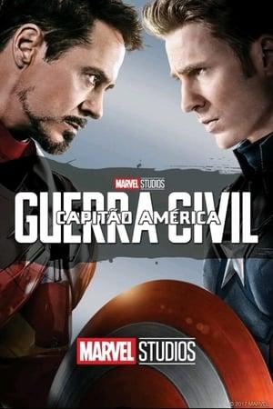 Capitão América: Guerra Civil - Poster