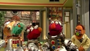 Sesame Street Season 39 :Episode 25  The Help-O-Bots