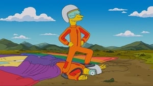 Episodio HD Online Los Simpson Temporada 27 E17 The Burns Cage