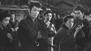 Japanese movie from 1959: Evil Man of Edo