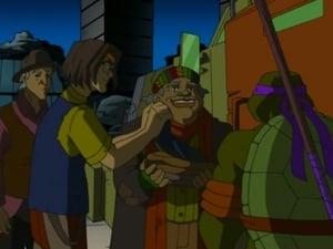 Teenage Mutant Ninja Turtles Season 1 Episode 9
