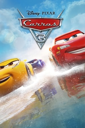 Carros 3 Torrent, Download, movie, filme, poster