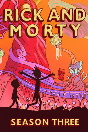 Rick and Morty 3ª Temporada Torrent, Download, movie, filme, poster