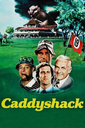 Caddyshack film posters