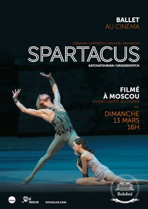 Image Spartacus: Live from the Bolshoi Theatre