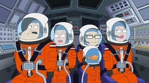 American Dad! Season 6 :Episode 18  Great Space Roaster