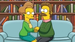 Episodio TV Online Los Simpson HD Temporada 22 E22 The Ned-Liest Catch