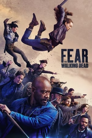 Fear the Walking Dead 5ª Temporada Torrent (2019) WEB-DL | 720p | 1080p Dublado e Legendado – Download