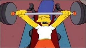 The Simpsons Season 14 : The Strong Arms of the Ma