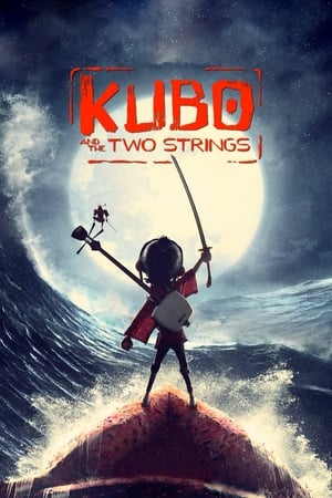 Poster Kubo and the Two Strings (2016)
