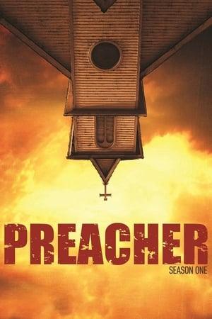 Preacher 1ª Temporada Torrent, Download, movie, filme, poster