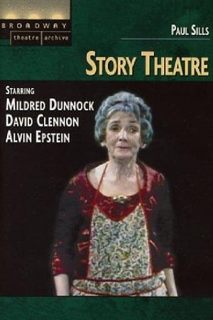 Story Theatre-David Clennon