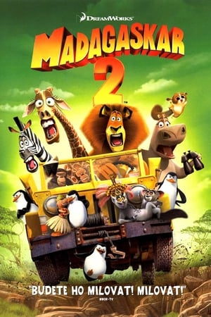 Madagaskar 2: Útěk do Afriky (2008)