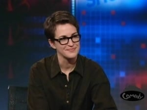 The Daily Show with Trevor Noah Season 14 : Rachel Maddow