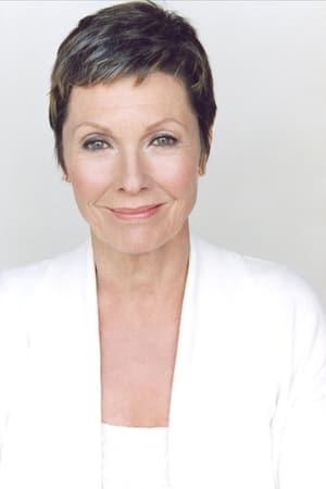 Pamela Salem isMiss Moneypenny
