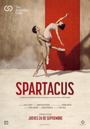 Image SPARTACUS - THE ASUTRALIAN BALLET