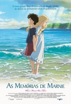 Capa do filme As Memórias de Marnie