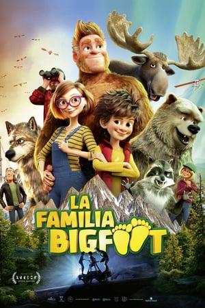 VER La Familia Bigfoot (2020) Online Gratis HD