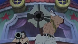 Smash the Wave! Luffy and Zoro Use the Strongest Combo!