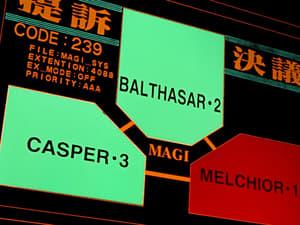 Neon Genesis Evangelion: 1×13