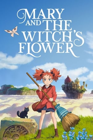 Mary and the Witch's Flower streaming