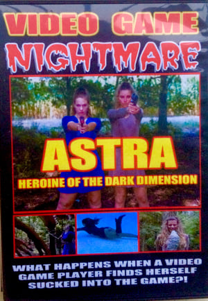 Video Game Nightmare Astra Heroine Of The Dark Dimension (1969)