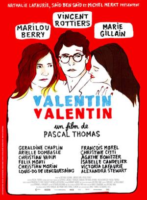 Poster Valentin Valentin (2015)