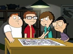American Dad! Season 5 : Escape From Pearl Bailey