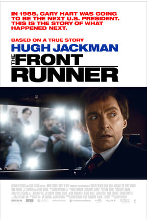 The Front Runner film posters