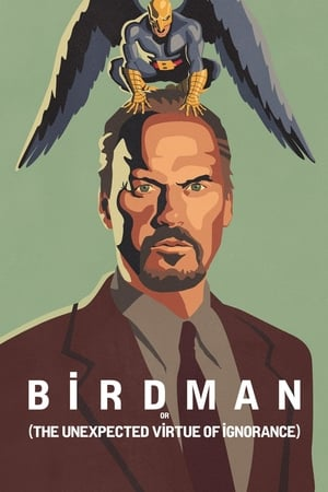 Birdman or (The Unexpected Virtue of Ignorance)-Azwaad Movie Database