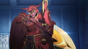 Sword Art Online Season 3 :Episode 14  The Crimson Knight
