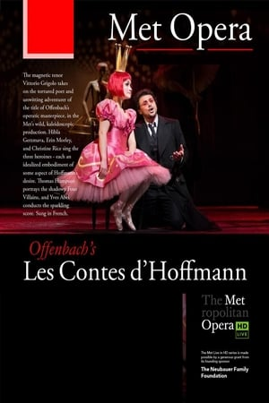 Offenbach: The Tales of Hoffmann streaming