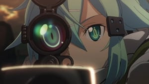 Sword Art Online Season 2 : Gun World