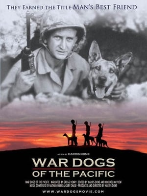 Poster War Dogs of the Pacific (2009)