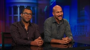 The Daily Show with Trevor Noah Season 19 :Episode 23  Key & Peele