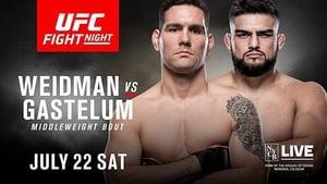 UFC on Fox 25: Weidman vs Gastelum
