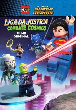Assistir Lego DC Comics Super Heróis: Liga da Justiça - Combate Cósmico