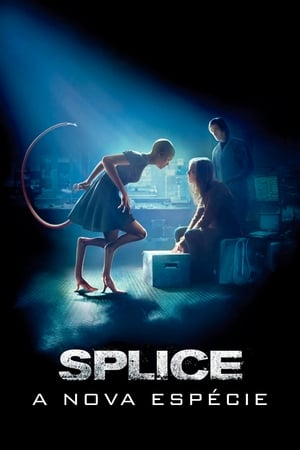 Splice - A Nova Espécie - Poster